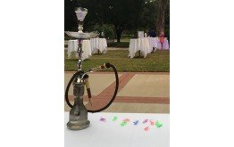 Shishas for weddings